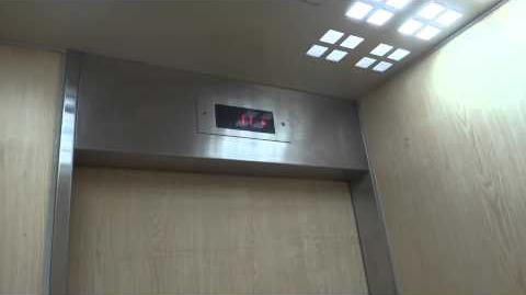 Blk 305 Choa Chu Kang Residental HDB - Fujitec Traction Elevator (Lift B, Refurbished)