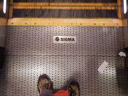 Sigma 2010 escalator