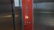 Kone DesignD Red Buttons KorbuaHouse