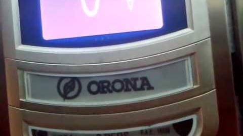 Orona elevator in Zara Jerez