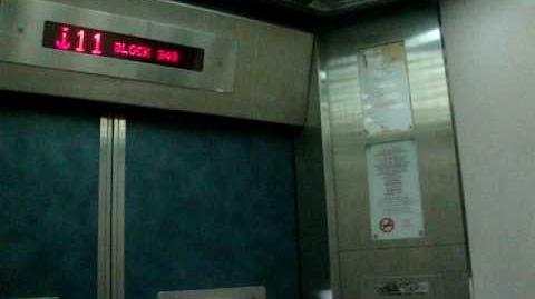 Taman Jurong Blk 349 Residental HDB - Dong Yang Elevator