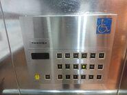 1990s Toshiba handicap HK 2