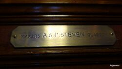 A&P. Steven antique logo 2
