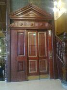Antique OTIS Elevator -The Strand Arcade