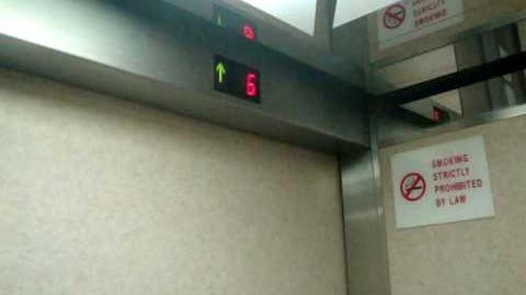 Blk 107 Aljunied Residental HDB - Gylet Traction Elevator