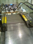 Schindler 9300 Escalator Intro