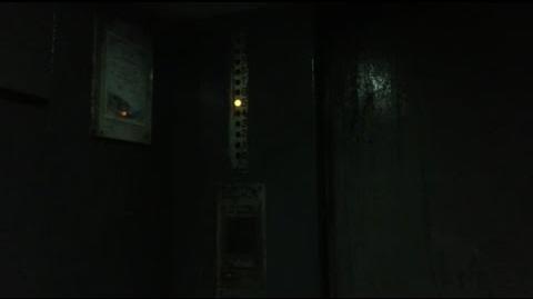 荃灣永華工業大廈日立拉閘貨用升降機