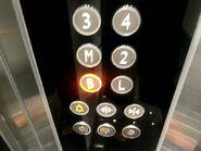 KONE Design D20 buttons JKT