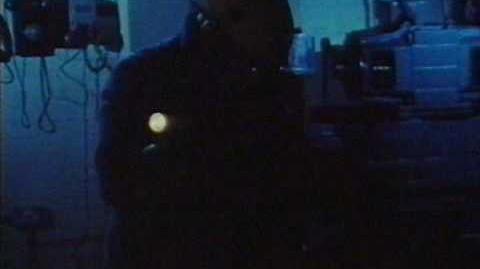 London's Burning (ITV 1991) - Lift surfing episode