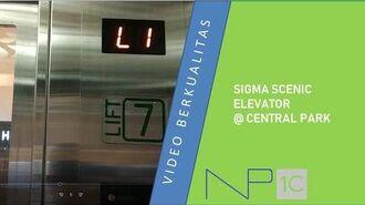 SIGMA Scenic Elevator @ Central Park