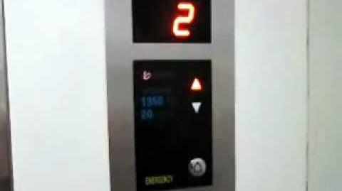 Retake Sigma Freight Elevator at W Hotel Bali