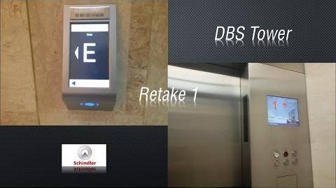 Schindler PORT Traction Lifts - DBS Tower, Jakarta (Low, Retake 1)