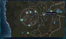Рецепт целебного зелья-Карта