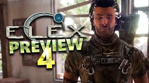 """ELEX Preview 04 WELTENHERZ (""""SCHLAG IHM IN DIE FRESSE!"""")"""