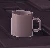 Изящная чашка
