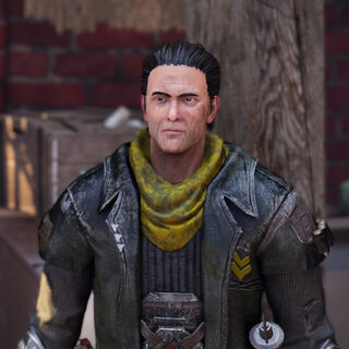 Hunter: Outlaw vor der <a href=