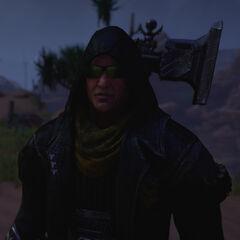 Hopkins: Ein Kannibale der am Leuchturm auf seine Opfer wartet. Er wollte auch Jack essen.