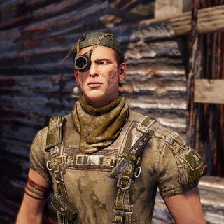Cooper: Ein Outlaw der aus der <a href=