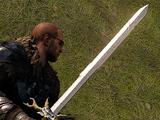 Рогатый меч