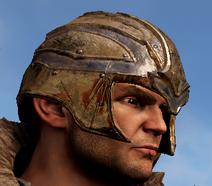 Шлем паладина
