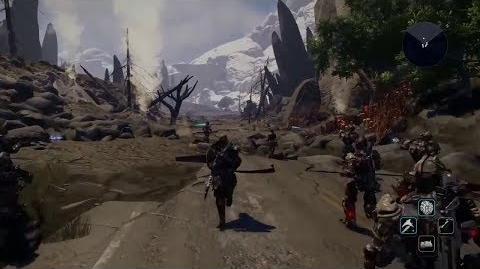 ELEX - Gamescom 2017 Twitch.tv Presentation Gameplay