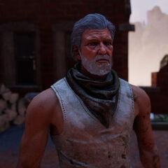 Jack: Ein Outlaw der als einziger Volkmar's suggestion grade so entkommen konnte.
