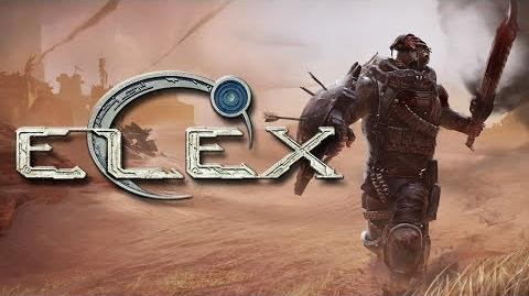 ELEX - Gameplay Trailer - The Outlaw Faction