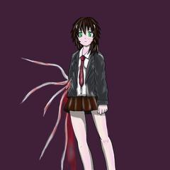 Misaki's starting background