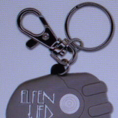 Diclonius Helmet Keychain