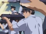 Firearms In Elfen Lied