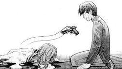 Elfen Lied manga ending