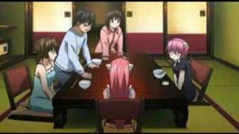 AMV Hell 4 - Elfen Lied - Nana, why don't you get a job?