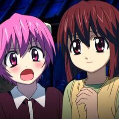 Mayu and Nana