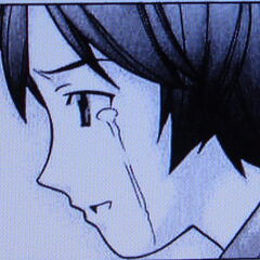Hiromi in the manga