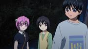 Kōta invita a Nana a quedarse en su casa