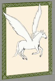 Reincarnation - Pegasus Wall