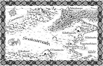 HV elfenwinter karte