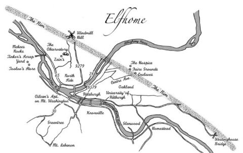Elfhome map