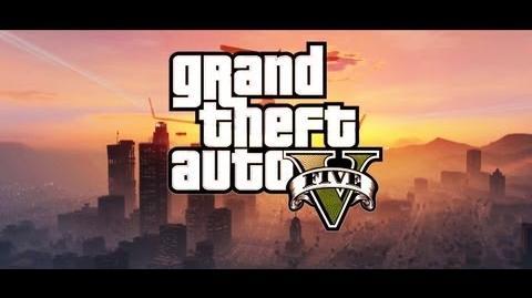GTA 5 - Trailer