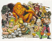 Elfquest Poster 3 by tmntfan1