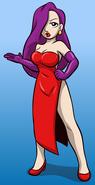 Jessica Rabbit Tedd