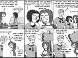 Sister Part 3 - Set Up The Pieces: Comic for Thursday, Jun 20, 2002
