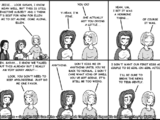 Sister Part 3 - Set Up The Pieces: Comic for Sunday, Jun 30, 2002