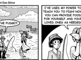 Grace the Goddess: Comic for Saturday, Mar 13, 2004