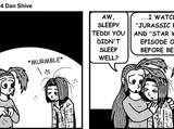 Grace the Goddess: Comic for Friday, Mar 26, 2004
