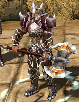 Guard captain-norman