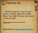 Mount Tips