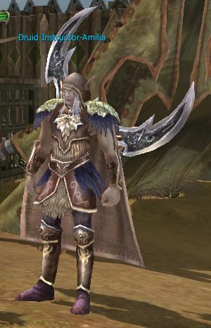 Druid instructor-amilia