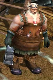 Weapon merchant farudie