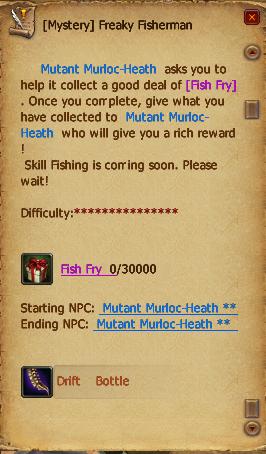 Freaky fisherman